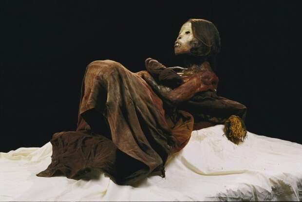Мумия принцессы Укока, Алтай