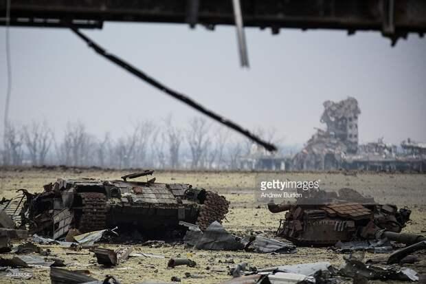 Донецкий аэропорт. Как это было.