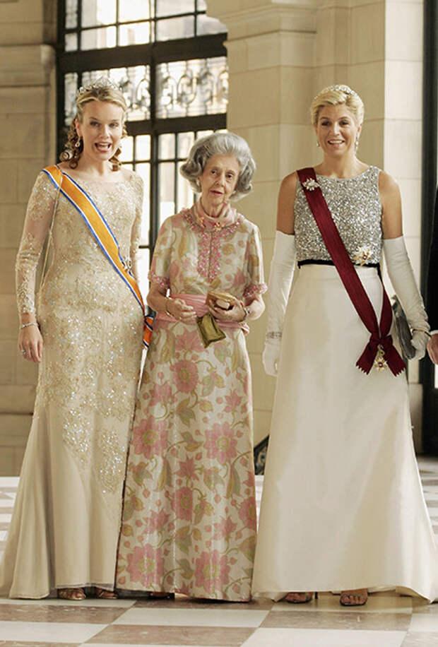 Вне возраста: стильные приемы европейских аристократок.