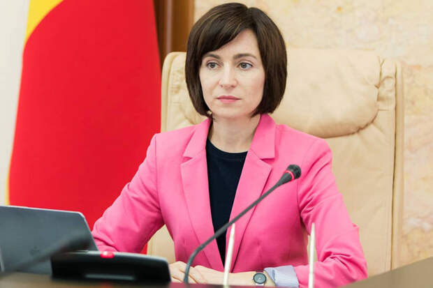 Избранный президент Молдавии призвала РФ вывести войска из Приднестровья