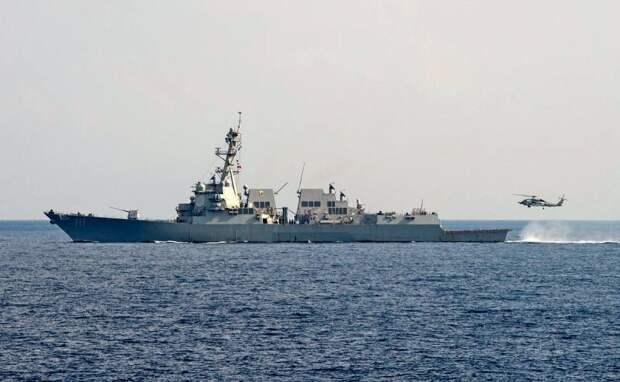 Вторжение в Русскую Арктику не за горами: первый корабль США проверил Россию на прочность