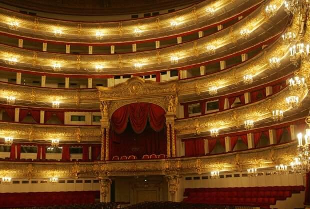 Тайны Большого театра. Главная русская сцена в огне