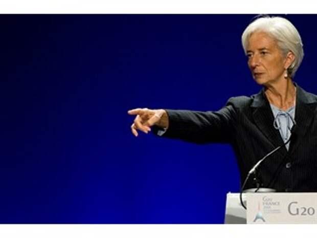 Убийственная помощь МВФ Украине