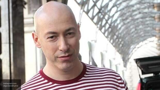 Гордон назвал Монтян своим «VIP-фанатом» и похвастался плодами вышедших интервью