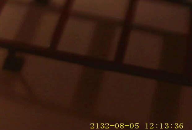 Пожарная лестница, попавшая на видео издевательств над заключенными