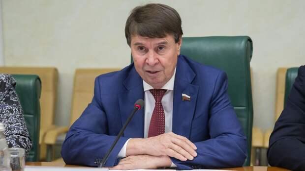 Джабаров назвал бессмысленными слова Зеленского в обращении к Путину