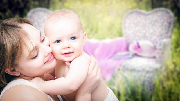 Онлайн-марафон для мам проведут создатели проекта «Гармоничная мама»