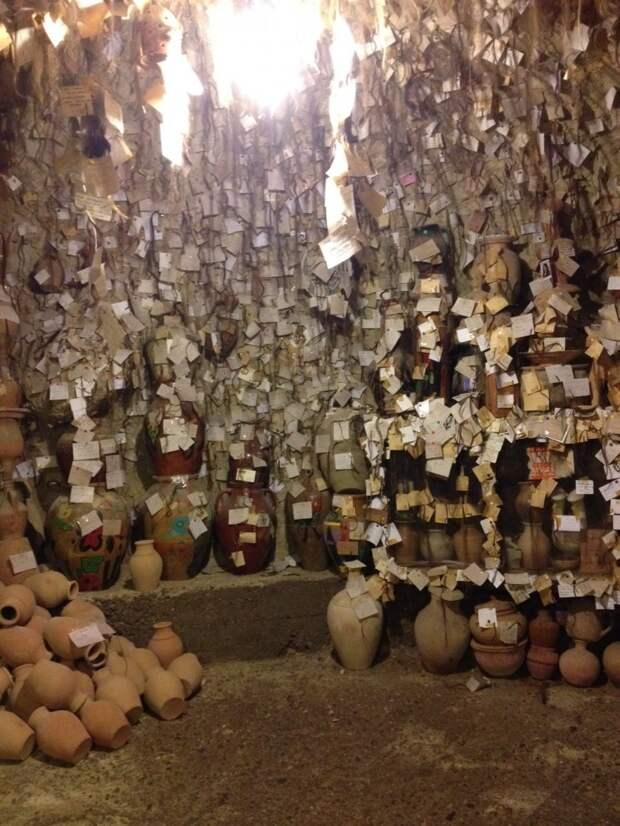 Музей волос, Аванос, Турция