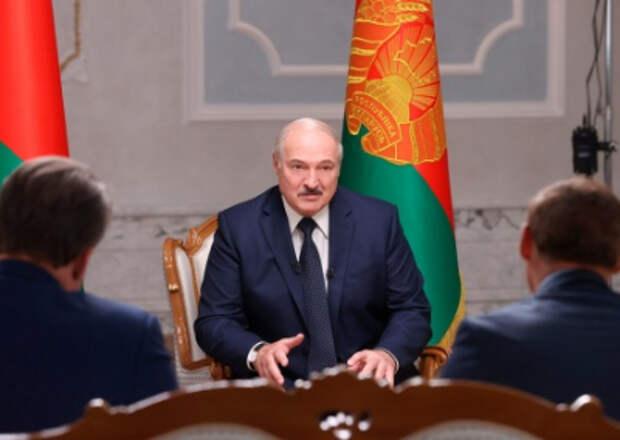 Лукашенко признал: «Немного пересидел»
