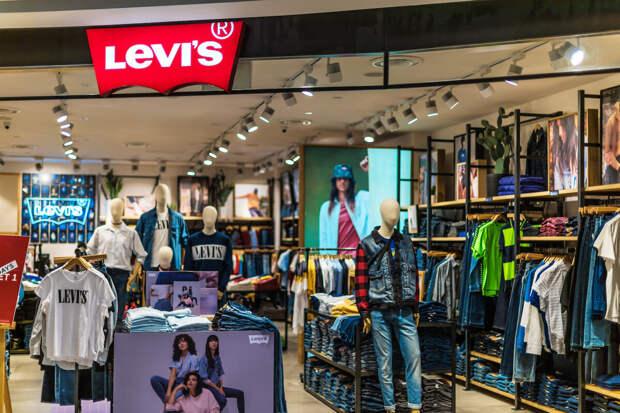Levi's откроет 100 магазинов и инвестирует в цифровую модель
