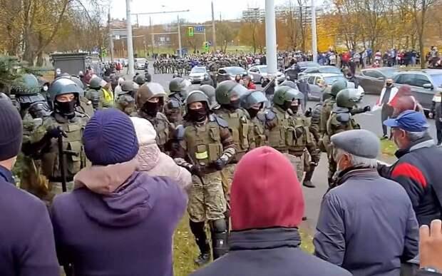 Украина превращается в плацдарм по дестабилизации Беларуси
