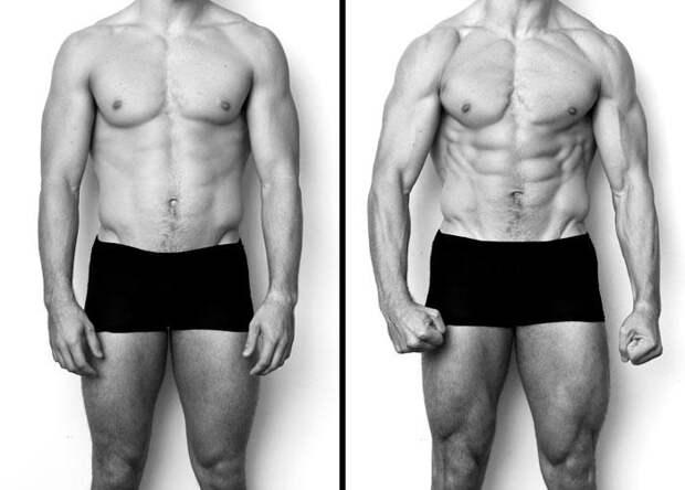 Спортивная фотосессия: как правильно фотографировать накачанные мышцы
