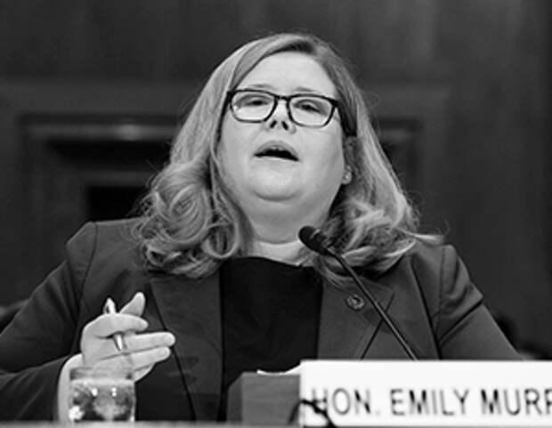 От Эмили Мерфи, как оказалось, зависит очень многое в Вашингтоне