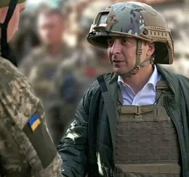 Самый смелый трус Украины: ни Москвы, ни Донбасса