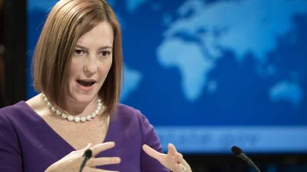 Представитель госдепа США Джен Псаки обвинила в обстреле Мариуполя ополченцев