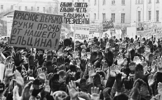 Ричард Пайпс в 1992 году: Россия не сможет построить демократию, власть возьмёт КГБ