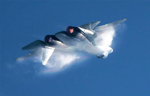 Истребители пятого поколения Су-57 успешно прошли испытания в Сирии