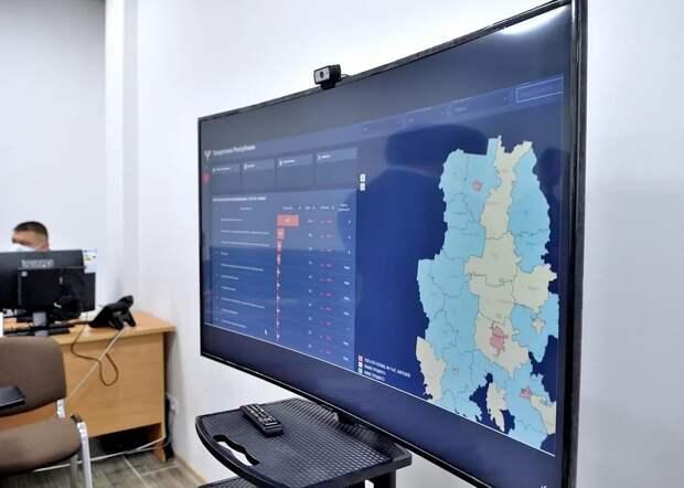 Центр управления регионом начал работать в Удмуртии