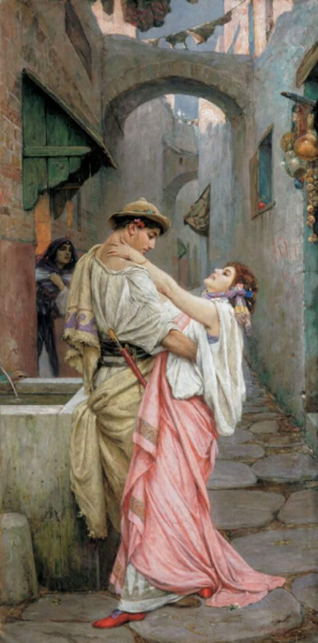 Страсти Мессалины из рода Валериев