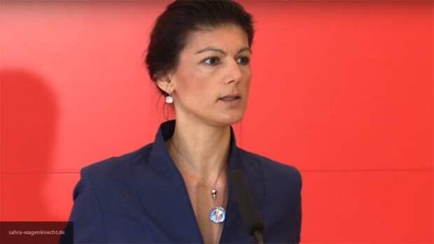 Сара Вагенкнехт жестко о США: Нужно наказать мошенников, ликвидировать базы