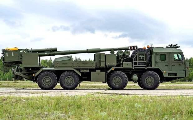 САУ «Мальва» может усилить Армию России