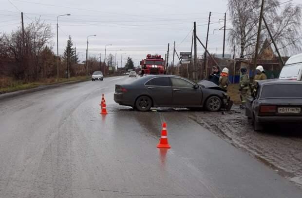 Заснула за рулем: устроившей ДТП в Богдановиче жительнице Ижевска вынесли приговор