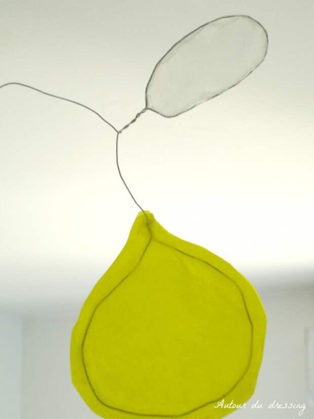 Повтор дизайнерской лампы (Diy)