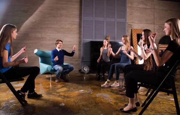 Освоить азы актёрского мастерства помогут в центре «Нега» на Дмитровском шоссе
