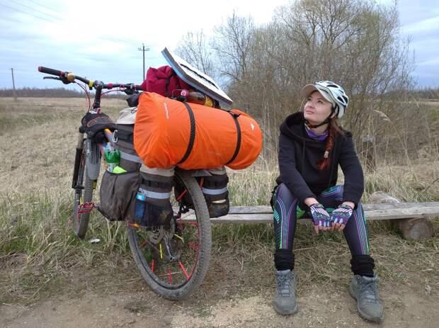 Коронамайский велопоход