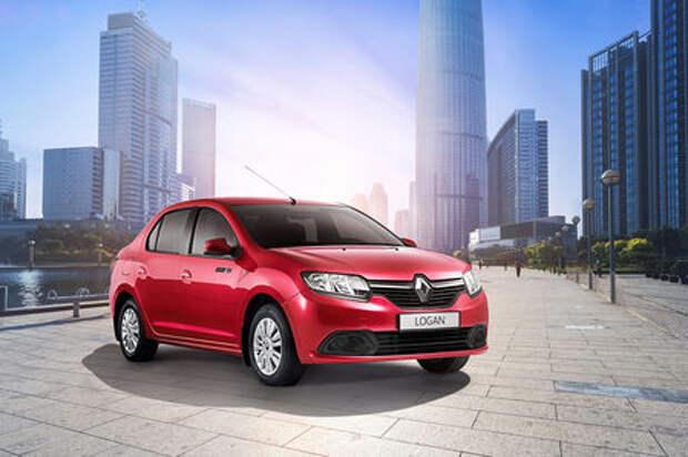 Юбилейный Renault Logan: в России продали 700 тысяч машин