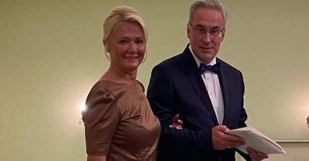 Дочь новой жены Андрея Норкина оказалась актрисой