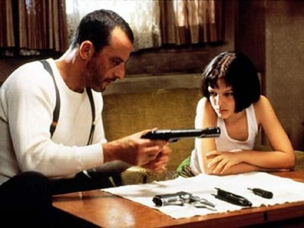 фильмы с жаном рено, леон, 1994
