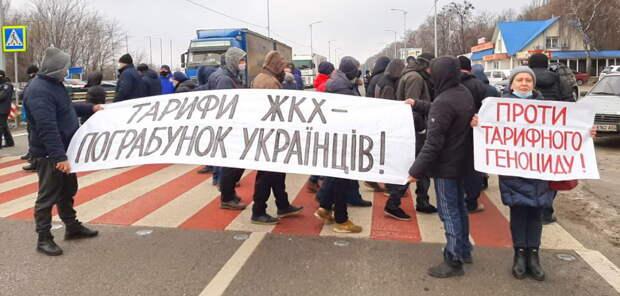 Осенью по Украине прокатится волна из сотен блокировок дорог недовольными – Погребинский