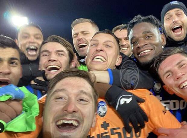 Миранчук забил победный гол за «Аталанту» в меньшинстве, впереди – полуфинал Кубка, а дальше маячит «Ювентус»