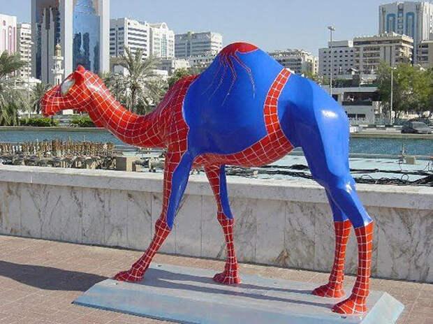 weirdstatues25 29 самых отвратительных и нелепых статуй со всего света