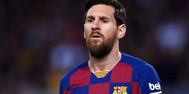 «Барселона» сыграла матч без Месси