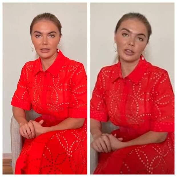 Постройневшая Алина Кабаева впервые за долгое время появилась на публике