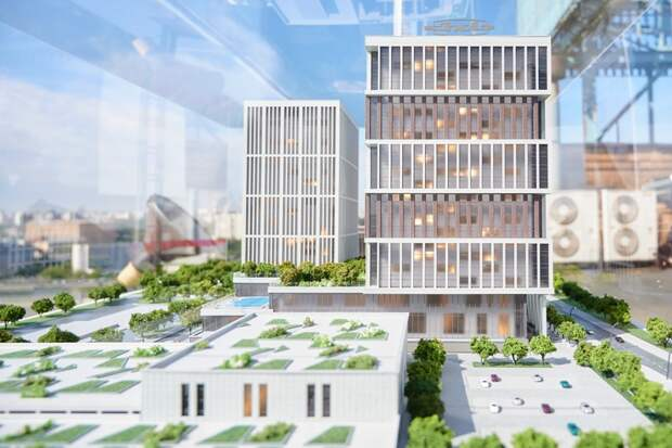 В Москве к 2023 году появится новый комплекс технопарка на территории ЗИЛа