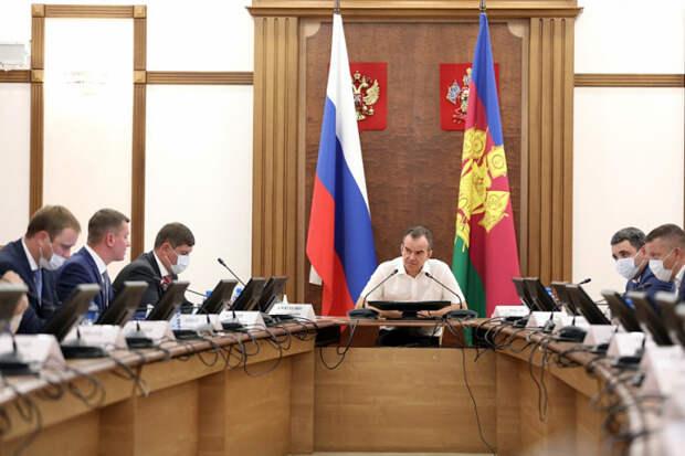Губернатор Кубани поручил остановить строительства в лесном фонде у границ населенных пунктов