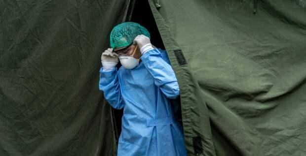 Директор медицинского центра в ЦАР рассказал об изменениях в обслуживании граждан