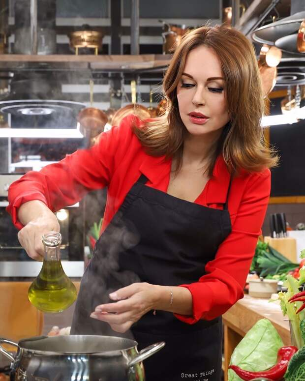 Ирина Безрукова поделилась рецептами диетических блюд