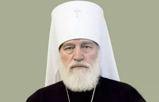 Митрополит Павел поздравил Вениамина Кондратьева с 50-летием