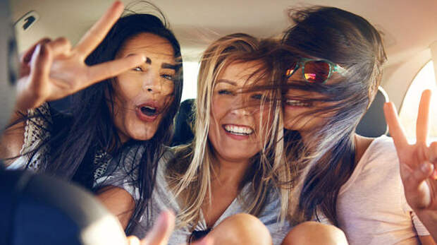 Оставь свое авто у дома – на попутке дешевле. Исследование