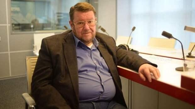 """Сатановский дал Лондону совет по """"реинтеграции"""" США в Великобританию"""