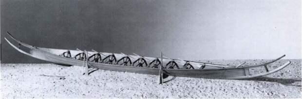 Корабли предшествующие кораблям викингов