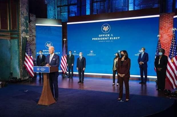 Российский политолог Синельников-Оришак оценил планы Байдена на первые 100 дней президентства