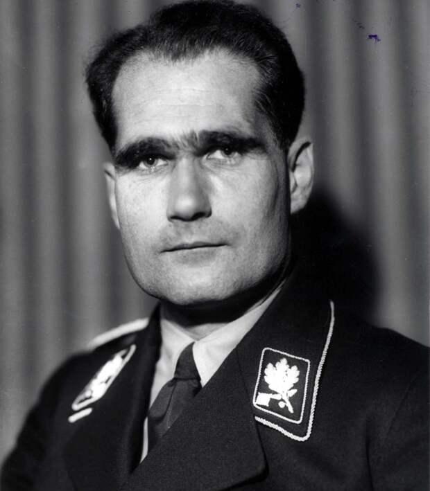 Тайна приближенного Гитлера, Рудольфа Гесса америка, война, вторая мировая, германия, загадки, история, легенды, тайны