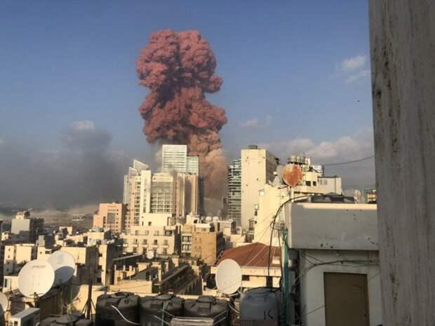 Третья мировая не там, где ожидали: Кто устроил Хиросиму в Бейруте