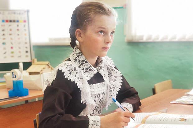 В России нашли школу с одной ученицей и одной учительницей
