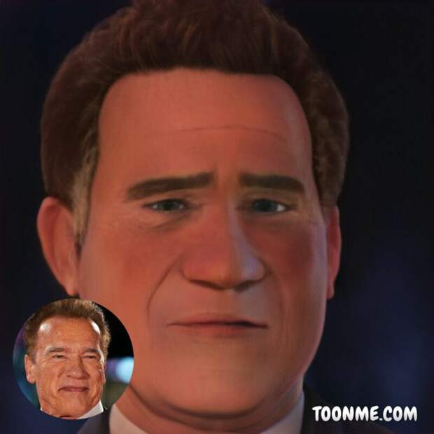 Знаменитостей превратили вгероев мультфильмов спомощью онлайн-сервиса ToonMee